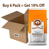 6 Pack Organic Ultimate Performer Unbleached Flour