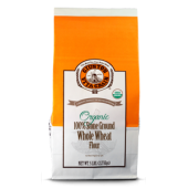 Organic Whole Wheat Flour - Medium