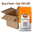 6 Pack Giustos Artisan Unbleached Malted Bread Flour
